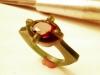 ruby-round-stone-ring-model